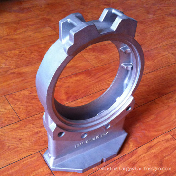 China Customized OEM Sand Casting Iron Valve Body