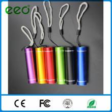 Lumière lumineuse plus lumineuse, légère, en aluminium, lampe torche, lampe, haute puissance led lampe de poche