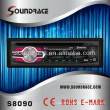 Reproductor de DVD de coche de salida de vídeo compatible con formato MP3 / MP4 / WMA