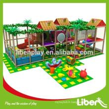 Selon votre taille personnalisée Kids Adventure Play Zone pour le centre, zone de jeu d'aventure indoor avec norme ASTM