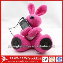 Mp3 плюшевые игрушки, плюшевые игрушки медведя mp3, mp3-игрушки для кроликов плюшевые игрушки