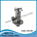 Round Minimal Angle Valve for Wash Basin (V22-240)