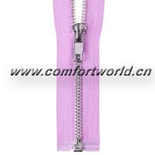 #5 Brass Zipper O/E a/L