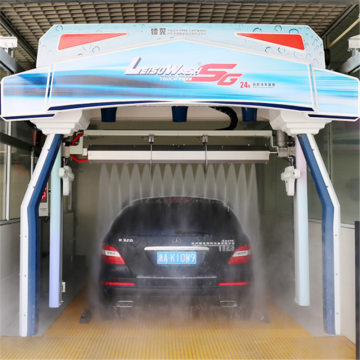 Touch free car wash machine Leisuwash SG automatic