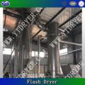 Secador flash para estearato de calcio