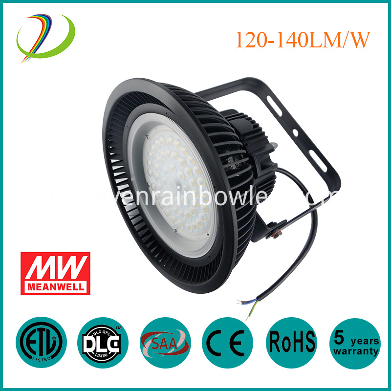 140LM/W UFO Led High Bay Light