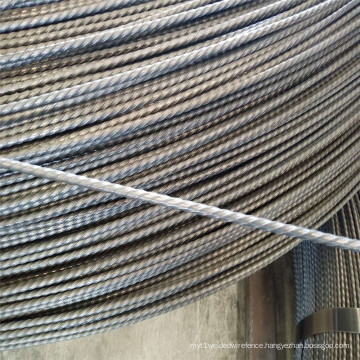 Wire PC Steel Wire To Asia Market
