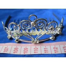Bridal wedding crown tiara(GWST12-130)