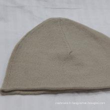 Bonnet tricoté coloré de Bonnets de Hip Hop / coutume 90% laine 10% cachemire Beanie chapeaux / hiver bonnet tricoté