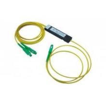 Fábrica de fornecimento 1x4 Optic splitter inserir caixa, 1x4 casette splitter óptico
