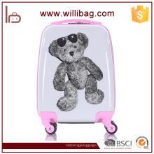 Soem-Qualitäts-Laufkatzen-Gepäck, hartes Shell-Kind-Kabinen-Gepäck