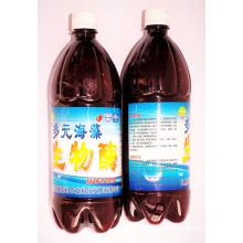 Agente orgánico microbiano de algas marinas para el control de la contaminación ambiental