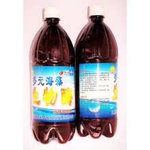 Seaweed Microbial Organic Agent for Control Environmental Pollution