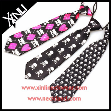 New Fashion Polyester Printed Fashion Baby Neck Tie