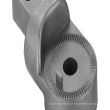 Fundição de precisão de usinagem de aço inoxidável Fundição de precisão de usinagem (peça de máquina)