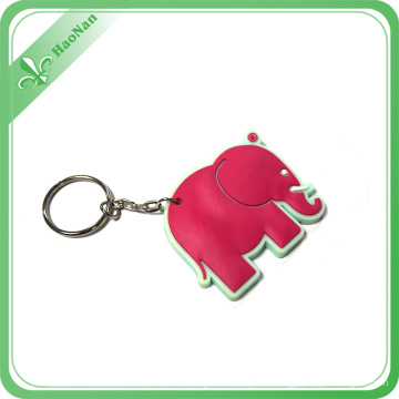 China 2016 Factory Eco-Friendly Promotion Gift 3D Effect PVC Keychain