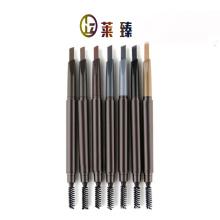 Lápis de sobrancelha de marca própria ou multicolor para maquiagem