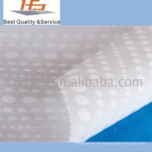 Qualitäts-weißes Dobby-Gewebe-Polyester für Haupttextil