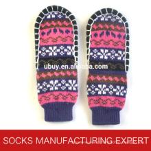 Chaussettes antidérapantes pour enfants