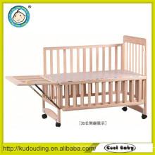 Heißer Verkauf Europa-Standardbaby chinesisches hölzernes Bett