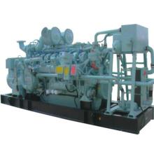 Conjunto de gerador de motores CNG 20kw-2000kw