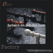 Barra de la cortina de las barras de la cortina de la aleación de aluminio de China