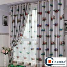 Historieta encantadora linda cortinas de los cabritos