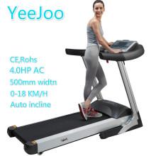 4.0HP AC Motorized Treadmill Fitness Equipment Commercial Treadmill