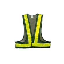 Nuevo chaleco de advertencia de construcción de seguridad en el trabajo de alta visibilidad