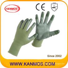 13gauges Нейлон трикотажные нитриловые Джерси промышленной безопасности рабочие перчатки (53202NL)