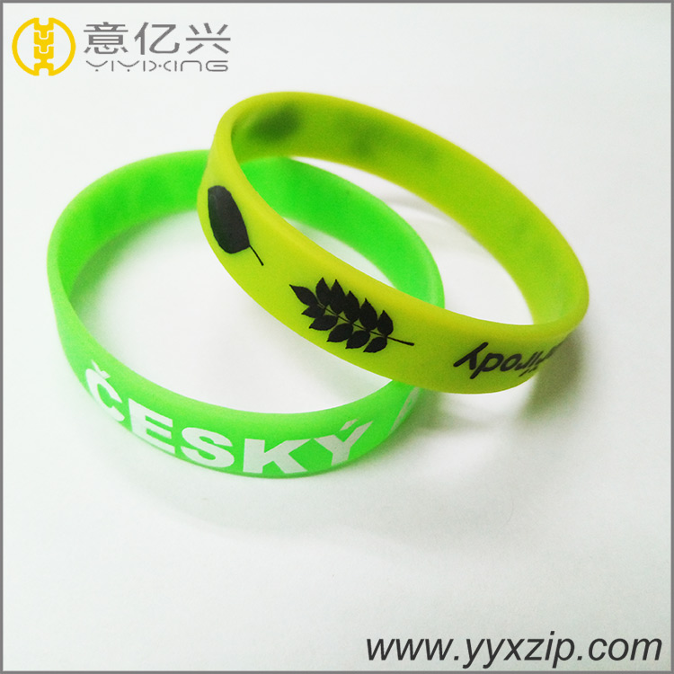 Epoxy Silicone Bracelet