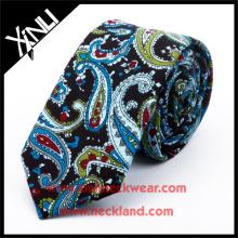 Azo Free Screen Print 100% Twill Fabric for Ties Silk