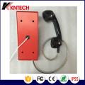 Telefone impermeável do telefone da linha quente do telefone da G / M para a prisão