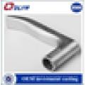 OEM de alta calidad de precio barato de acero inoxidable de fundición de doble cara manija de puerta