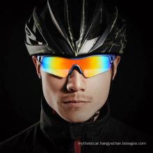 Trendy Sunglasses HD Polarized Glasses Outdoor Protective Riding Sunglasses