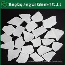 Melhor qualidade White Flake / Lump alumínio sulfato para tratamento de água potável