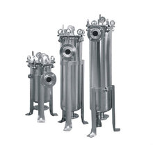 High Quality Industrial Water Filter Vessel/Bag Filter Equipment
