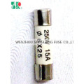 250V Low Voltage Little Fuse Cylindrical Cap 6x25