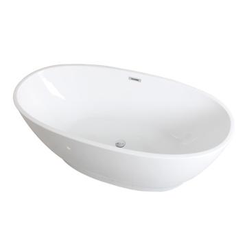 New Oval Acrylic Soaking Bathtubs