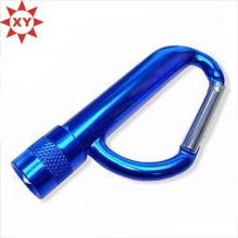 Оптовая изготовленный на заказ Миниый Выдвиженческий Электрофонарь СИД keychain