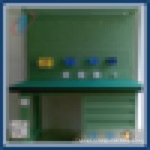 Шкаф для инструментов с пластиковой доской