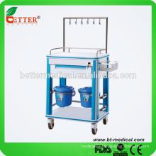 Silent PVC Treatment Trolley