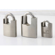 Stainless Steel Half Shackle Protected Padlock