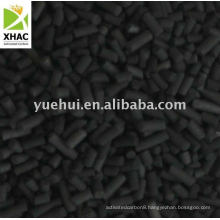 PROVIDE EXTRUDED ACTIVATED CARBON