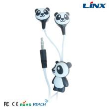Auriculares de venta caliente con estuche y auriculares Panda