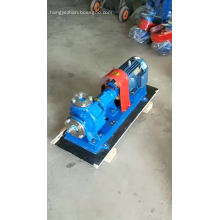 Electric high temperature oil transfer centrifugal pump
