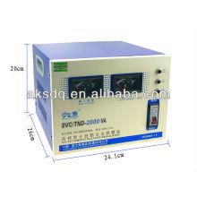 Estabilizador de voltaje automático de 2kw con pantalla LED digital
