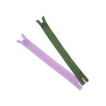 3# invisible zipper, close-end, A/L slider