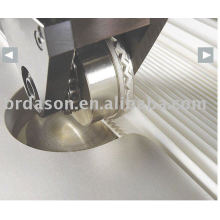 Ультразвуковая швейная машина для фильтры плиссированные