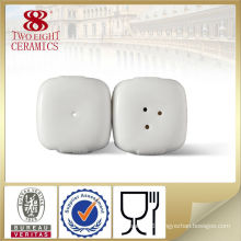Hot sale ceramic salt and pepper shakers wholesale, other tableware for sale